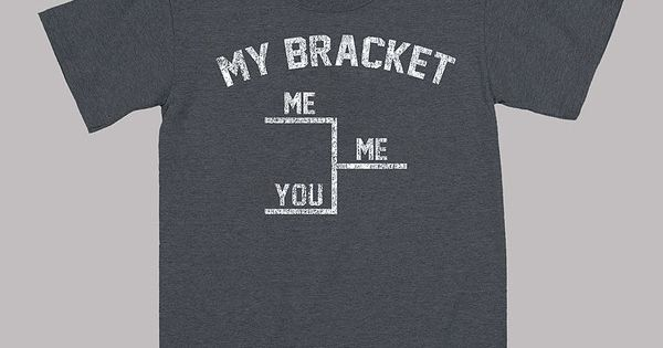 Look at this zulilyfind! Charcoal 'My Bracket' Tee - Toddler & Boys