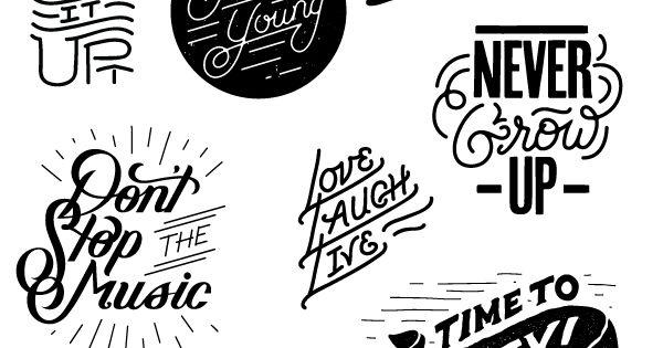 cosas con tipografías y la mar en coche