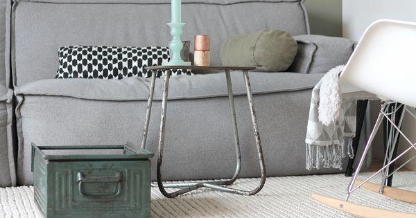 Groen in huis - Kleur gevel eigentijds huis ...