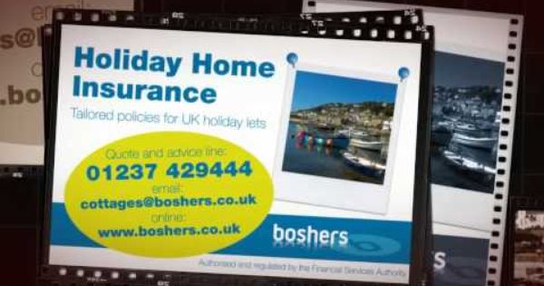 Boshers Holiday Home Insurance For Uk Lets Best Homeowners