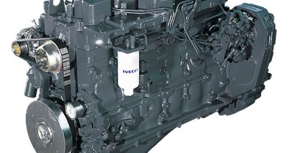 Iveco NEF 6 Cylinder Diesel Engine Parts Catalog http