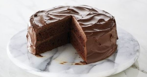 Anna Olson Chocolate Fudge Layer Cake