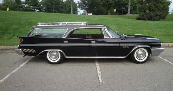 1960 Chrysler New Yorker For Sale 2314048 Hemmings Motor News In 2020 Station Wagon Cars Chrysler New Yorker Station Wagon