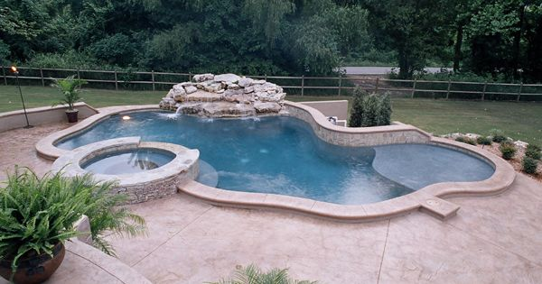Portfolio page for atlantis pools tulsa oklahoma inground - Swimming pool contractors oklahoma city ...