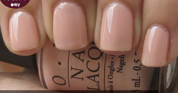 I've been looking for a great nude nail color! OPI Coney Island
