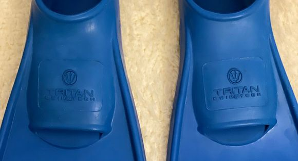 Tritan Swim Tech Floating Swim Fins Size C8 11 In 2020 Swim Fins White Mark Swimming