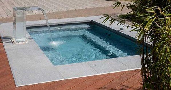 Kleiner Pool Im Garten Pool Fur Kleine Grundstucke Pool Im