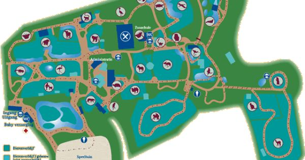 dierentuin plattegrond search project