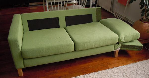 Make Your Own Sofa Bed From An Ikea Karlstad Furniture