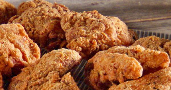 Fried chicken, Brine recipe and Chicken on Pinterest