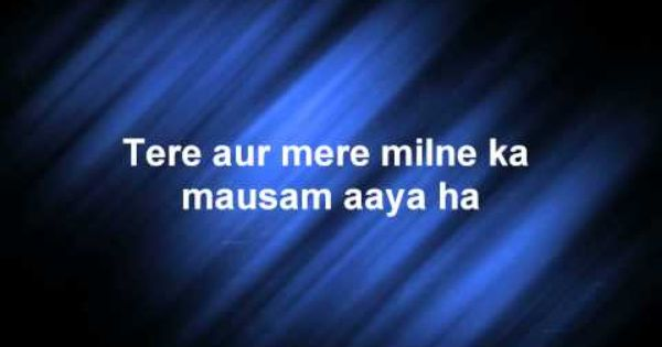 Mohabbat Barsa De Lyrics Arjun Sawan Aaya Hai Creature 3d Youtube Lyrics Creature 3d Youtube