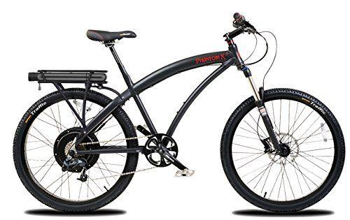 Prodecotech Phantom X3 V5 36v500w 8 Speed Electric Bicycle 11ah Samsun