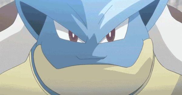 Mega Blastoise vs Mega Charizard X in the new Pokemon XY ...
