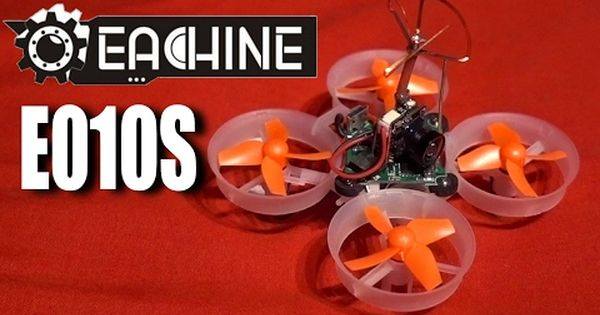 Eachine E010s Tiny Whoop Youtube Fpv Drone Tiny Fpv