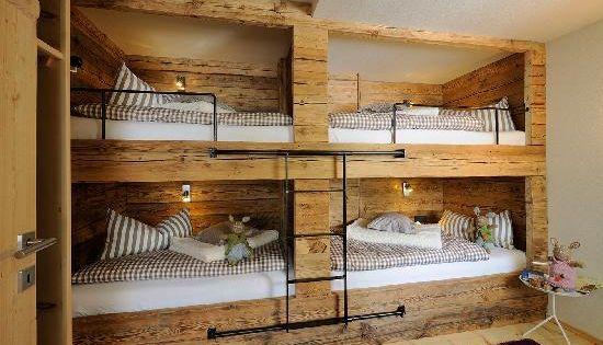 Kinderzimmer mit stockbetten zwillinge pinterest for Kinderzimmer zwillinge