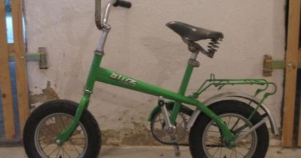 Blitz Mifa Ddr Kinder Fahrrad 12 5 Zoll In Sachsen Zwickau