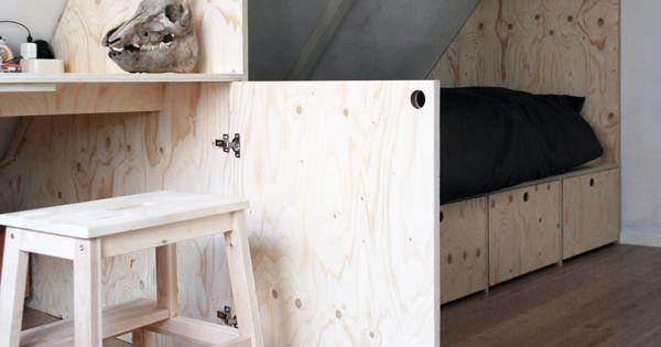 De timmerende architect kinderkamer underlayment zolder pinterest kids rooms kidsroom and - Kinderkamer arrangement ...