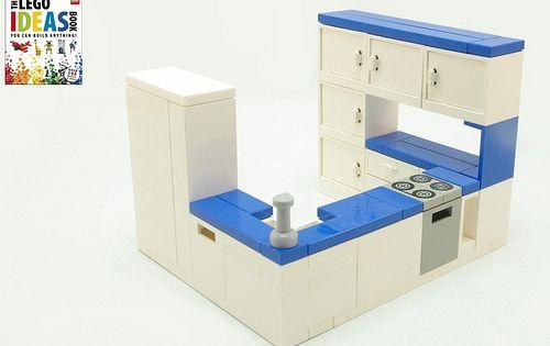 2011 Furniture Models Lego Models Commissioned For