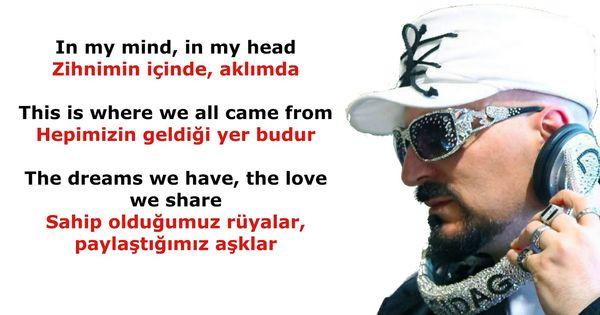 Dynoro Gigi D Agostino In My Mind Turkce Ve Ingilizce Sozleri Lyric Sarkilar Insan Believe