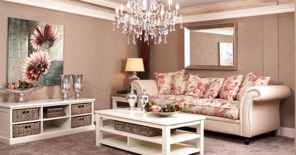 Landelijk meubelen met rieten accenten riviera country living pinterest rieten - Deco interieur eigentijds ...