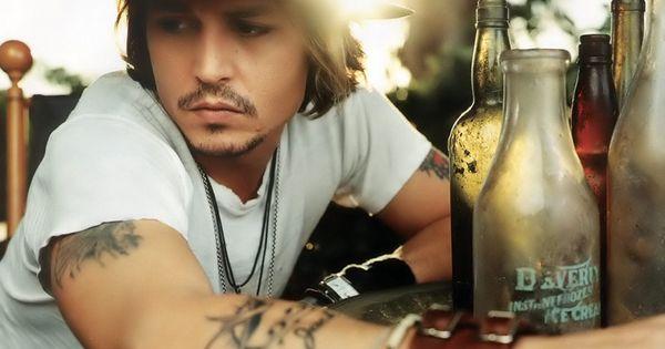 Johnny Depp johnnydepp boyfriend