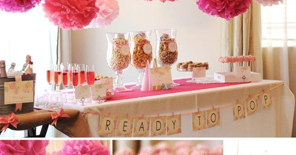 ready to pop baby sprinkle shower girl boy decorations ideas cake 300x276