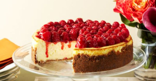 Raspberry Cheesecake and other beautiful cakes