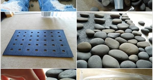 """Nature-Inspired Beauty – How To Use River Stones In diy home decor"""