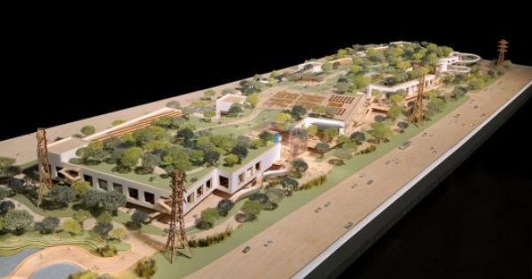 Facebook Commissions Frank Gehry To Design New Green Menlo Park