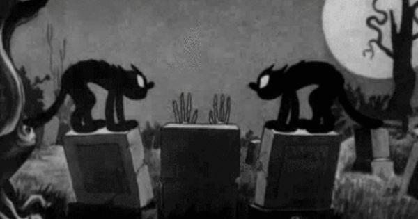 Octoberthirtyfirst Disney Horror Vintage Halloween Vintage Cartoon