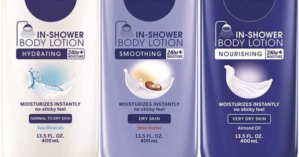 the innovative nivea inshower body lotion smooth a snake and smooth legs