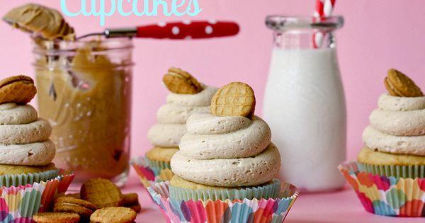 Fluffernutter Cupcakes Recipe - (confessionsofacookbookqueen)