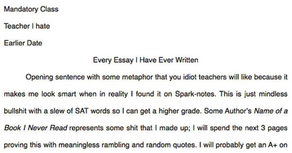 Essay on students life