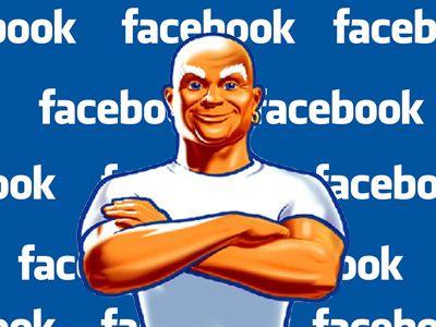Mr Clean Facebook Friends Quotes Facebook Quotes Up Quotes