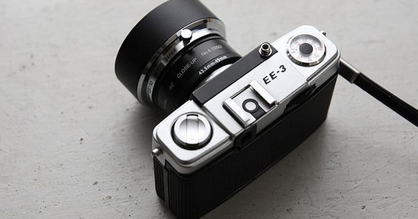 Interchangeable Lens Camera Like Pen Ee 3 Olympus Pen Lens Camera Lens