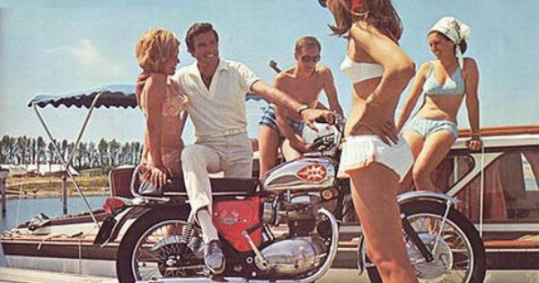 Kelley Blue Book Trade In Value Is A Must When Considering To Trade In Your Car For A New Or Used Car Source Old Motorcycles Bsa Motorcycle Motorcycle Posters