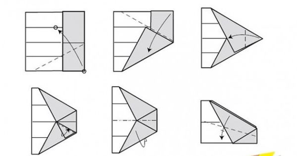paper airplane designs for distance pdf