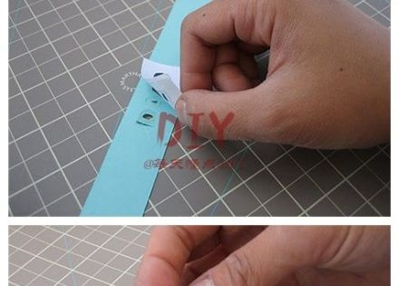 Happy Birthday gift wrap idea