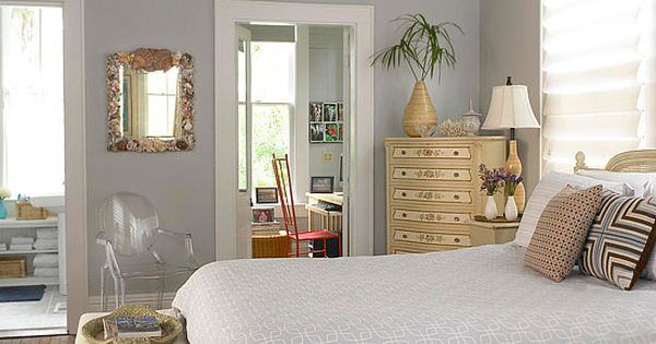 blue grey wall colors | ... , light, airy, blue, gray, walls,