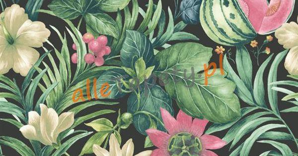 Tapety Na Sciane Tapety Scienne Fototapety Sklep Internetowy Tapeto Pl Tapety Tapeta Tapety Winylowe Mod Pattern Wallpaper Botanical Wallpaper Floral Wallpaper