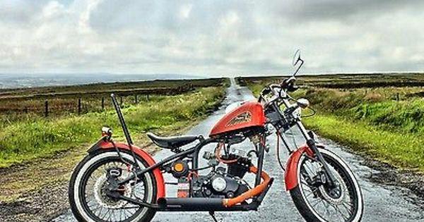 indian motorcycle replica, bobber, cafe racer, custom, 125cc