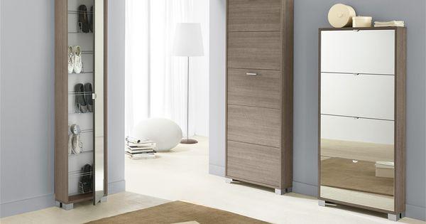 Scarpiera quadrante effetto rovere grigio mondo convenienza idee per la casa pinterest - Mobili rovere grigio ...