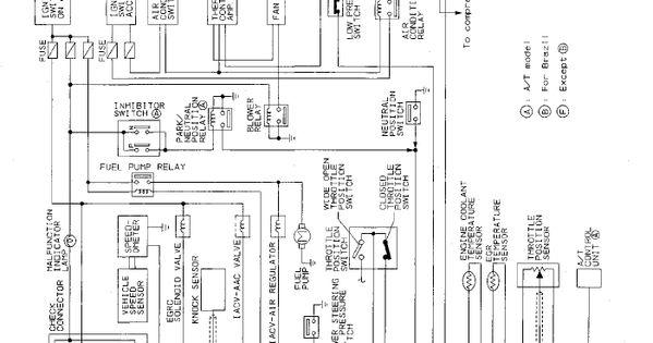 [DIAGRAM] 2000 Nissan Pathfinder Knock Sensor Wiring Diagram