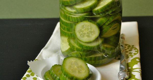 Momofuku cucumber pickles | Momofuku Recipes | Pinterest | Momofuku ...