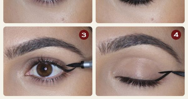 Make Up Tutorial ★ How to do winged eyeliner ?