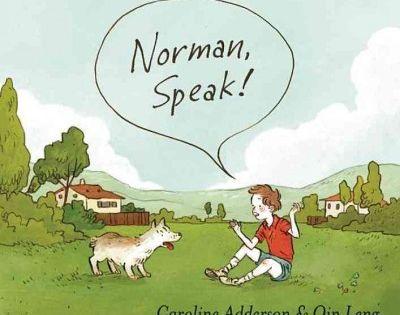 Norman Speak Picture Book Book Dragon Children S Picture Books