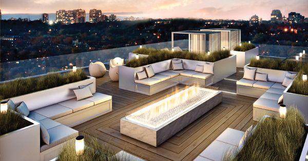 Illuminazione per terrazzi http://atutto.net/1J1WgVo | For the ...