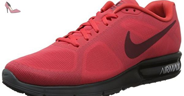 NIKE Air Max Sequent, Chaussures de Running Compétition