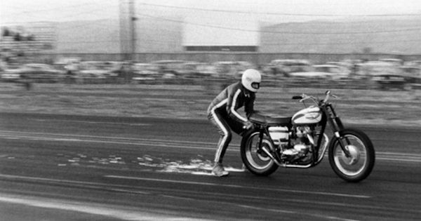 Vintage Evel Knievel In His: Vintage Motorcycles And Motorbikes