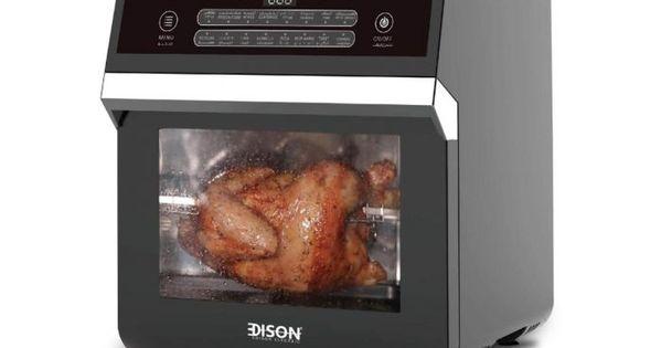 تجربتي مع قلاية اديسون Toaster Oven Kitchen Appliances Kitchen